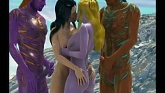 3D PornoMation 3 – Dream Spells – Hentai