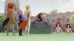 Fan Animation Zootopia